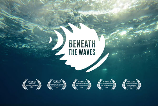 Beneath the Waves Interactive Documentary